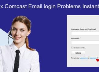 Comcast email login problems