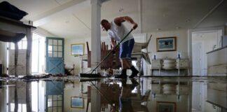 Flood Damage Restoration Services