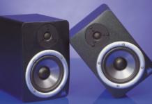 M-Audio Studiophile BX5a Studio Reference Monitors