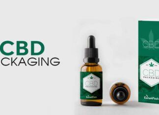 CBD Oils Packaging
