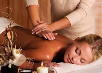 full Body massage greenwich