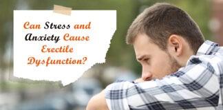 stress and ed, erectile dysfunction