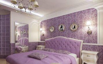 Bedroom Wallpaper Dubai