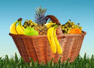 fresh fruit basket delivery